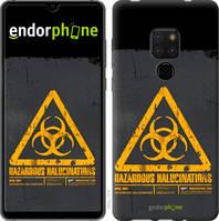 """Чехол на Huawei Mate 20 biohazard 28 """"4846u-1578-2448"""""""