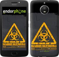 """Чехол на Motorola Moto E4 biohazard 28 """"4846u-981-2448"""""""