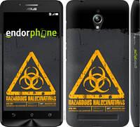 "Чехол на Asus Zenfone Go ZC500TG biohazard 28 ""4846c-160-2448"""