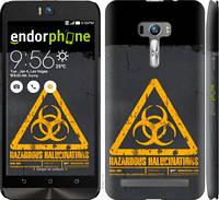 """Чехол на Asus ZenFone Selfie ZD551KL biohazard 28 """"4846c-116-2448"""""""