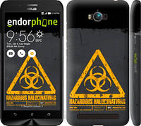 "Чехол на Asus ZenFone Max ZC550KL biohazard 28 ""4846c-271-2448"""