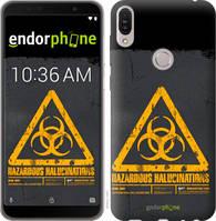"Чехол на Asus ZenFone Max Pro M1 ZB602KL biohazard 28 ""4846u-1647-2448"""