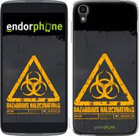 "Чехол на Alcatel One Touch Idol 3 5.5 biohazard 28 ""4846u-321-2448"""