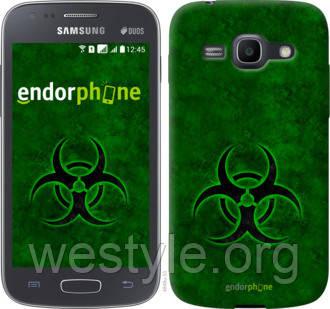 "Чехол на Samsung Galaxy Ace 3 Duos s7272 biohazard 30 ""4848u-33-2448"""