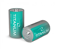Батарейка Titanum R20 (D)