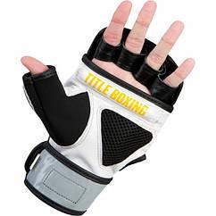 Перчатки снарядные Title Icon I-Tech Wristwrap Heavy Bag Gloves