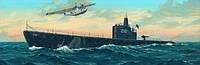 1:144 Сборная модель подводной лодки USS SS-212 'Gato' 1941, Trumpeter 05905