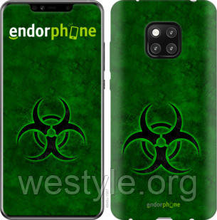 "Чехол на Huawei Mate 20 Pro biohazard 30 ""4848u-1567-2448"""