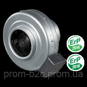 ВЕНТС ВКМц 125 - канальный вентилятор для круглых воздуховодов