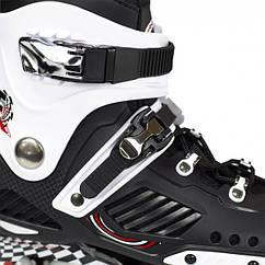Роликовые коньки Nils Extreme NA12333 black/white