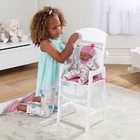Стульчик для кормления куклы KidKraft Lil Doll