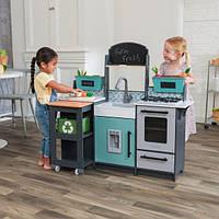 Детская кухня KidKraft Garden Gourmet с системою лёгкого собирания EZ Kraft Assembly