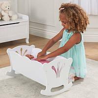 Кроватка для кукол KidKraft Doll Cradle
