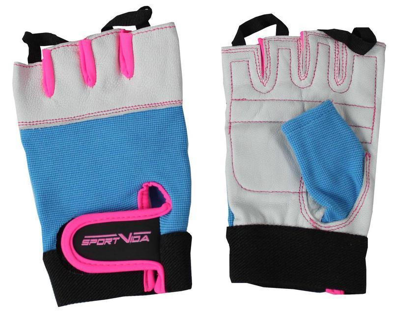 Перчатки для фитнеса SportVida SV-AG00037