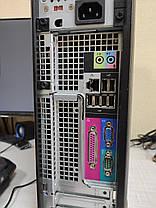 Системный блок компьютер DELL 330 DTP Q6600 4 ядра/DDR2 4Gb/HDD 160Гб COM LPT, фото 2