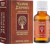Эфирное масло Чайного дерева 10мл Фармаком