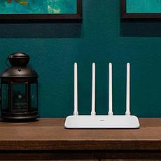 Беспроводной маршрутизатор (роутер) Xiaomi Mi Wi-Fi Router 4A (DVB4222CN), фото 3