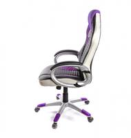 Кресло Григ • АКЛАС • PL TILT фиолетовый, фото 1