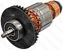 Якорь цепной электропилы Makita UC4051A оригинал 517904-4 (165*54 резьба 10 мм), фото 2