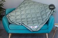Одеяло двухспальное ODA 4 сезона 175х210 | Двойное одеяло, наполнитель холлофайбер | Одеяло Демисезонное ОДА