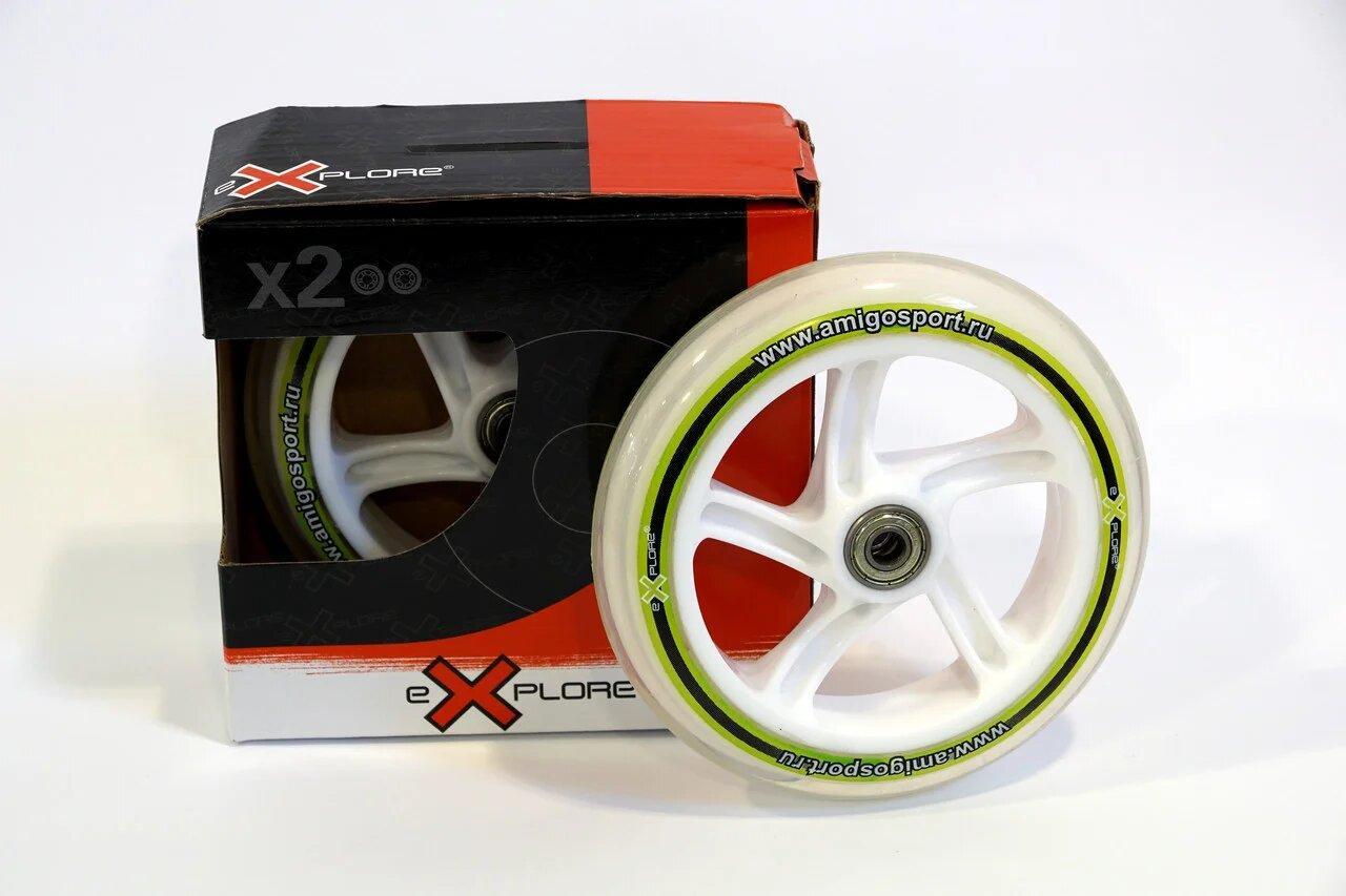 Колесо для самоката с подшипниками Explore Scooter Wheels 125 мм (1шт)