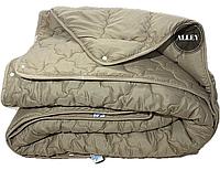 Одеяло полуторное ODA 4 сезона 155х210 см.| Подвійна ковдра, наповнювач холлофайбер | Одеяло ОДА все сезоны
