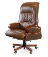 Кресло Эдисон • АКЛАС • EX RL коричневый