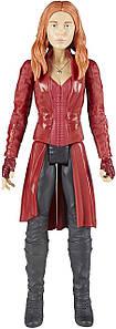 Іграшка-фігурка Hasbro Червона Відьма, Марвел, 30 см - Scarlet Witch, Marvel, Titan Hero Series