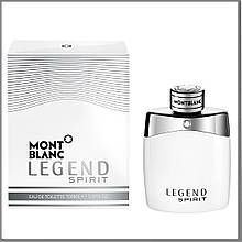 Mont Blanc Legend Spirit туалетна вода 100 ml. (Монблан Легенда Спірит)