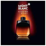 Mont Blanc Legend Night парфюмированная вода 100 ml. (Тестер Монблан Легенда Ночь), фото 5