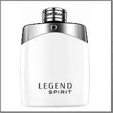 Mont Blanc Legend Spirit туалетна вода 100 ml. (Тестер Монблан Легенда Спірит)
