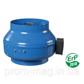 ВЕНТС ВКМ 355 Б - вентилятор для круглых каналов