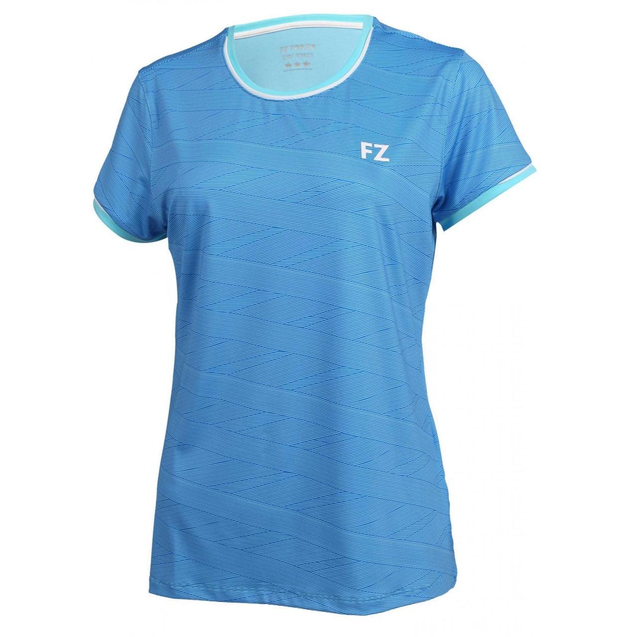 Футболка женская FZ Forza Hayle Tee Womens T-Shirt Blue Fish