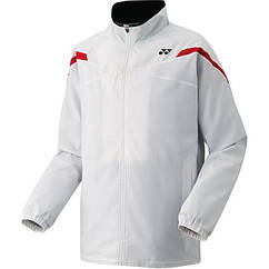 Спортивная кофта Yonex 50058EX Warm-Up Jacket White