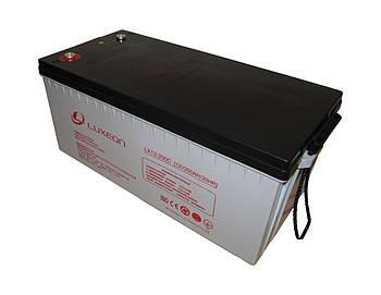 Карбоновый аккумулятор LX12-200C 12В 200АЧ