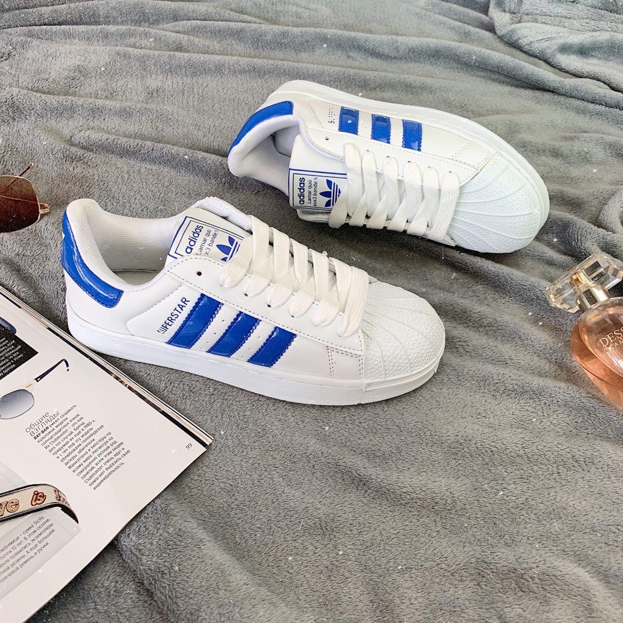 Кроссовки женские Adidas Superstar  3058 ⏩ [ .39 ] последний размер