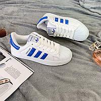 Кроссовки женские Adidas Superstar  3058 ⏩ [ .39 ] последний размер, фото 1