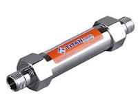 Фильтр магнитный 3/4 большой Titan Mag Новая Вода
