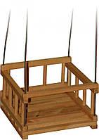 Детская деревянная качель 11980