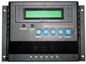 Контроллер заряда 12В 30А