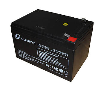 Мультигелиевая аккумуляторная батарея AGM LX12120MG 12В 12АЧ
