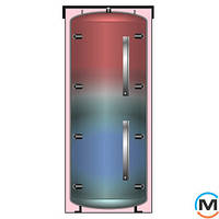 Meibes PS ECO 1000 тепловой аккумулятор без змеевиков