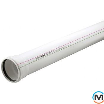 Труба канализационная Rehau Raupiano Plus 50/500 мм