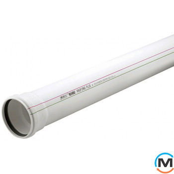 Труба канализационная Rehau Raupiano Plus 110/1000 мм