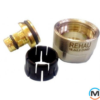 "Резьбозажимное соединение Rehau Rautitan stabil 20х3/4"""