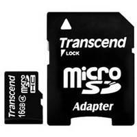 Карта памяти MicroSDHC -16Gb  Class 10