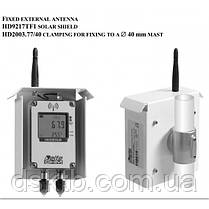 Delta OHM HD35EDW1NLTC водонепроницаемый, 2-х кан. WiFi регистратор влажности и температуры листвы и воздуха, фото 3