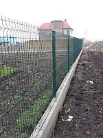 Забор (еврозабор - сварная панель) Техна-Эко 1480х2500 D-3\3