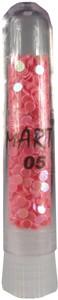 Кружочки 05 розовые