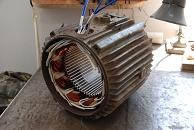 Перемотка и продажа электродвигателей